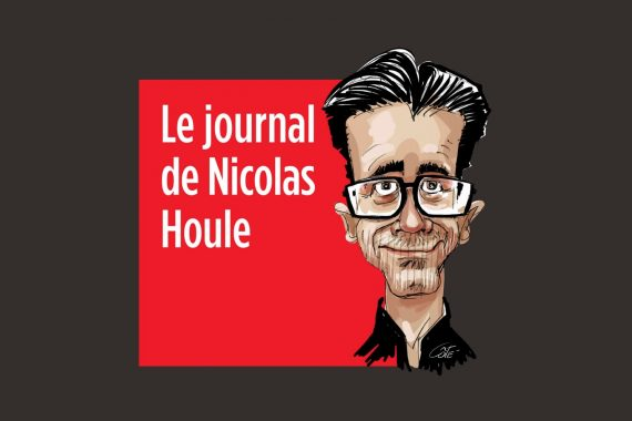 Appel de talents : Collaborateurs au Journal de Nicolas Houle
