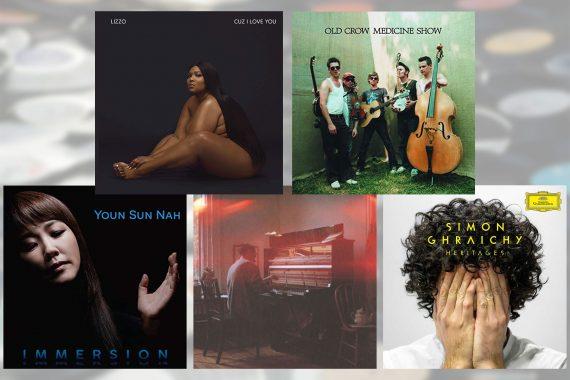 Cinq albums sous le signe de la découverte