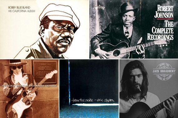 Le blues en cinq albums