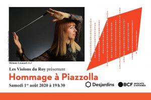 Les Violons du Roy - Hommage à Piazzolla