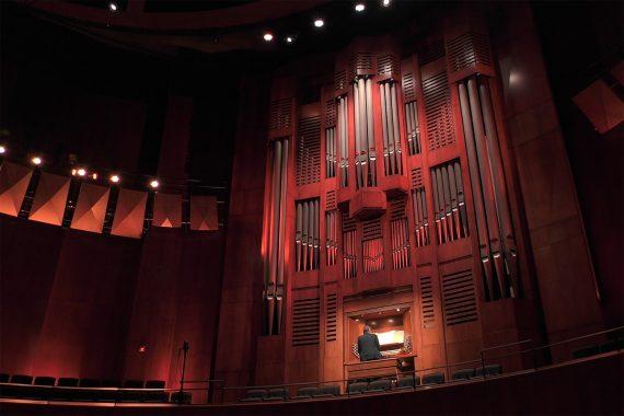 L'orgue du Palais Montcalm a-t-il des secrets pour vous?
