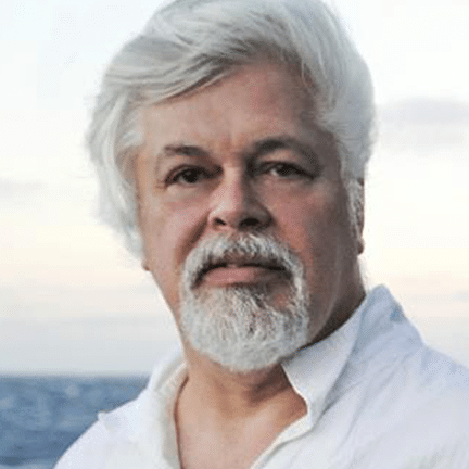 Captain Paul Watson-Marine Arctic Peace Sanctuary-MAPS-Save the Arctic