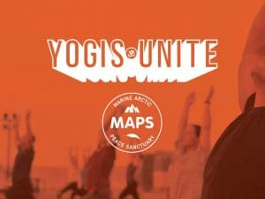Yogis Unite for MAPS