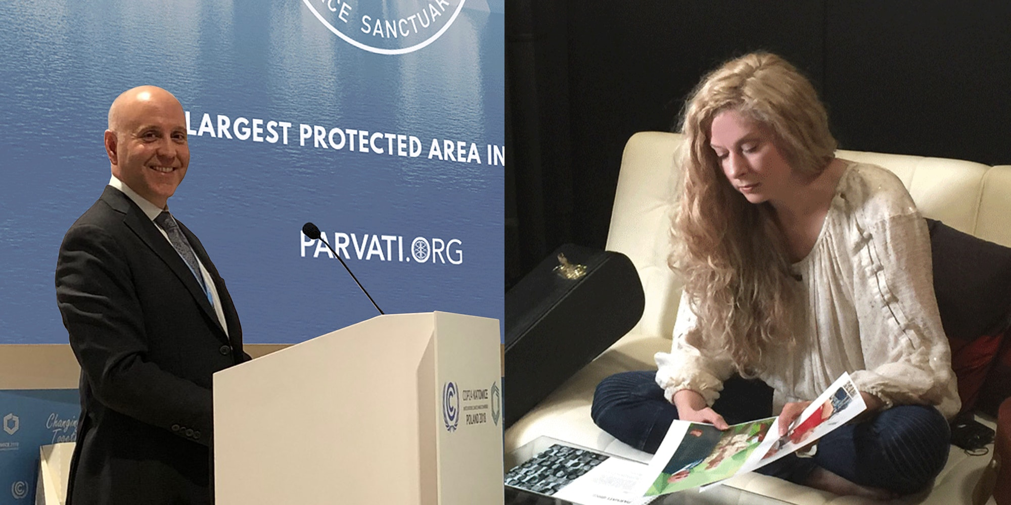 What the Huffington Post Got Wrong about Darcy Belanger, Parvati.org and the Marine Arctic Peace Sanctuary (MAPS)