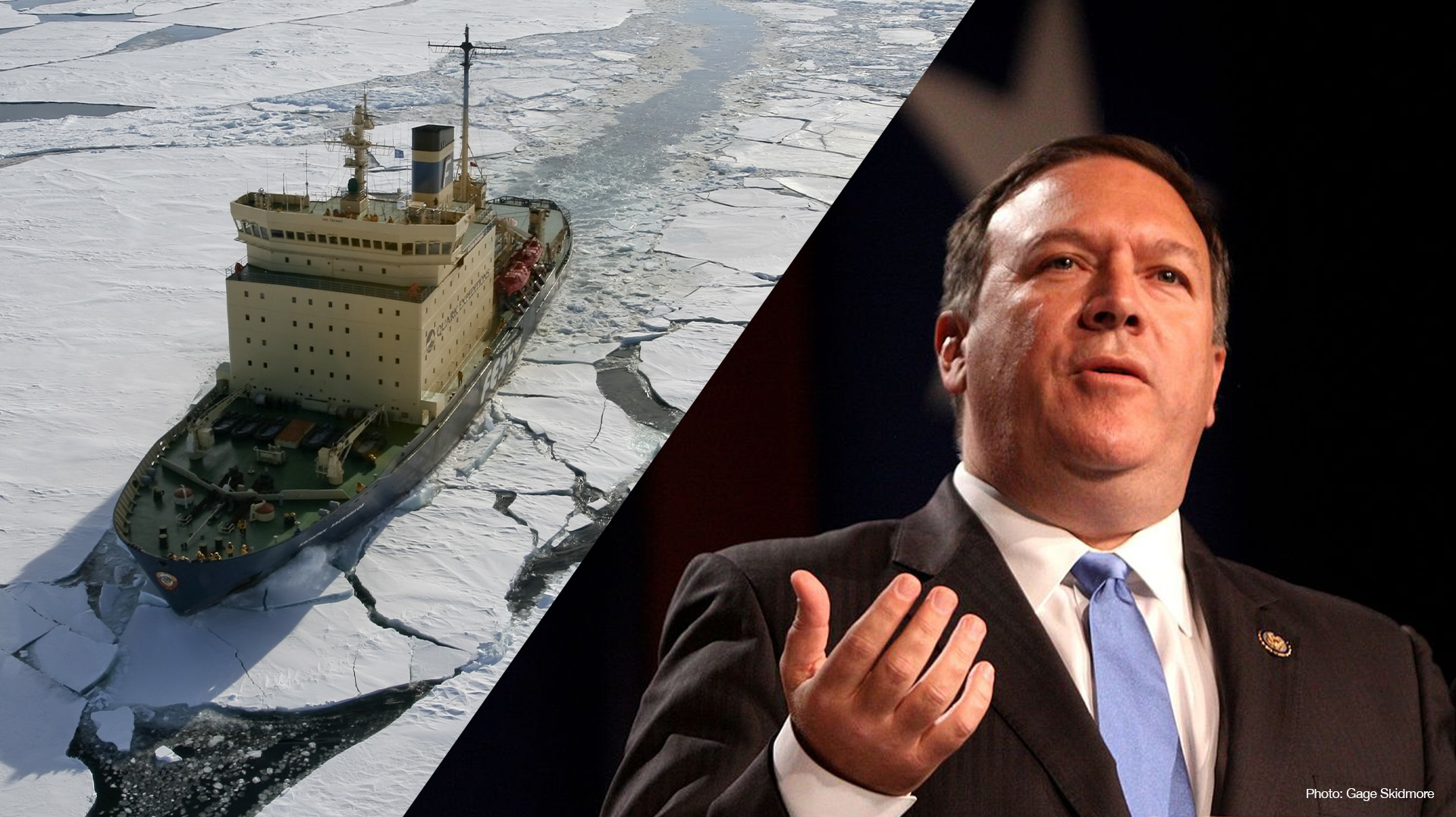 Secretary Pompeo, The Only Opportunity in the Arctic Ocean Is to Safeguard it Now.
