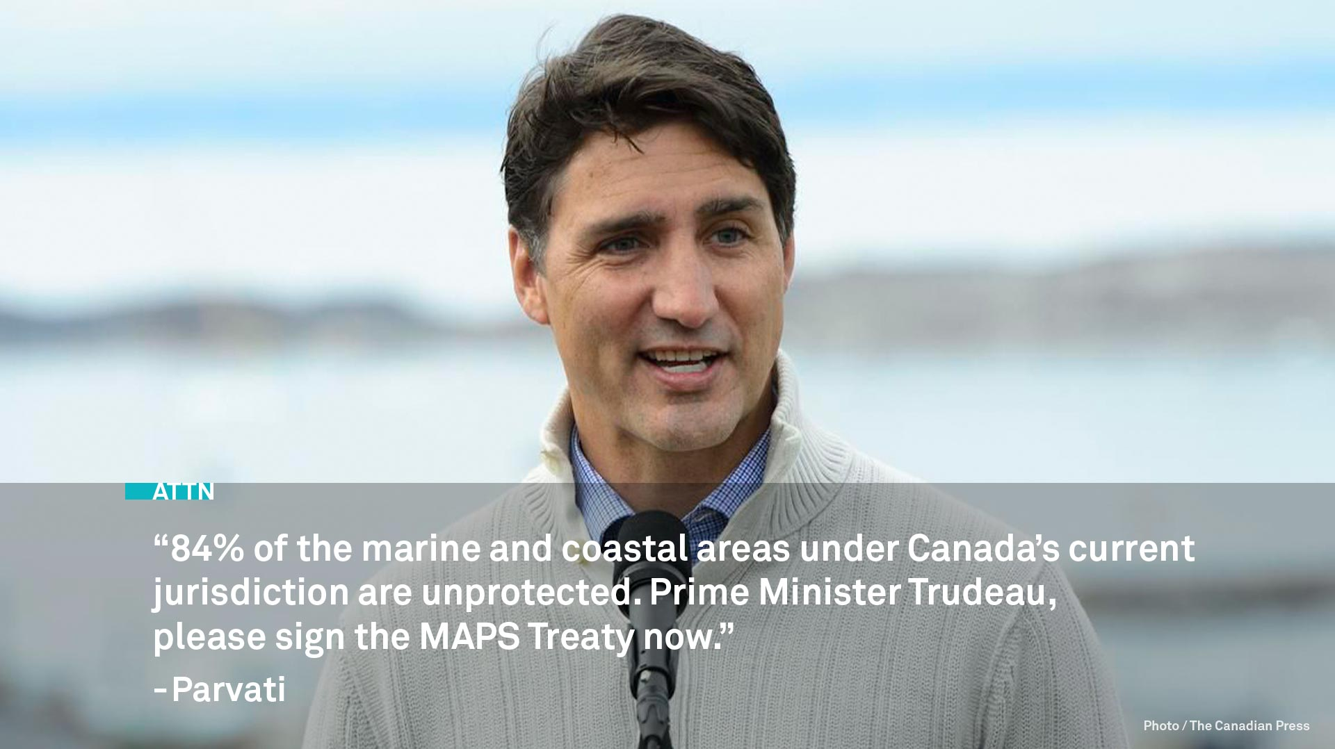 Canada's New Arctic Marine Protected Areas Are Only The Beginning. Declare MAPS Now.