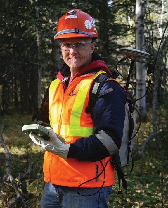 Surveying and Geomatics Technologist