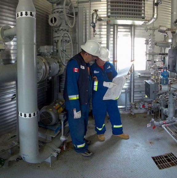 techniciens industriels/techniciennes industrielles