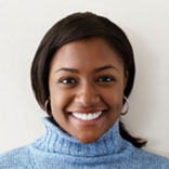 young woman headshot