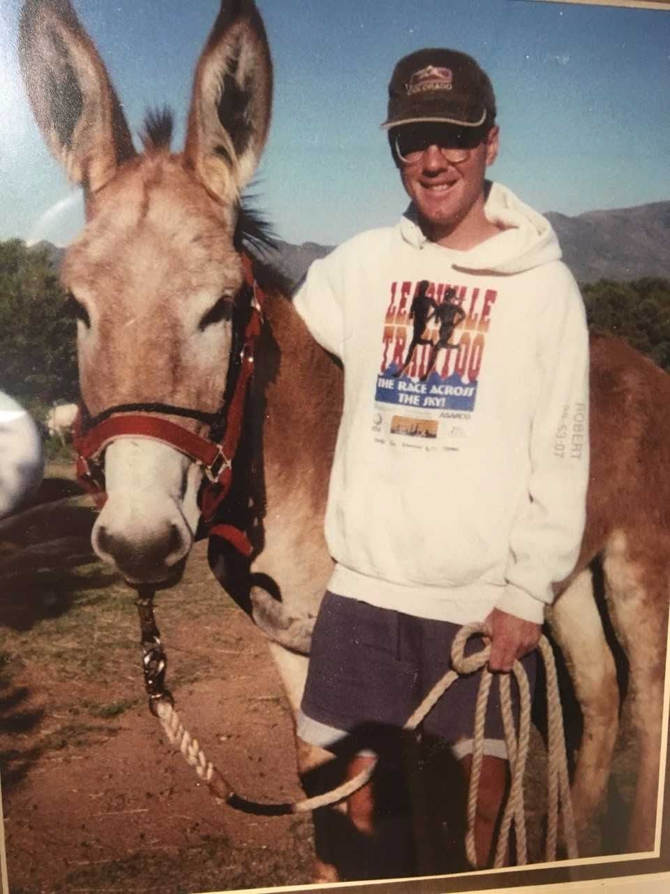 Everyone Has A Story: De Soto brothers enjoy sport of Pack Burro Racing