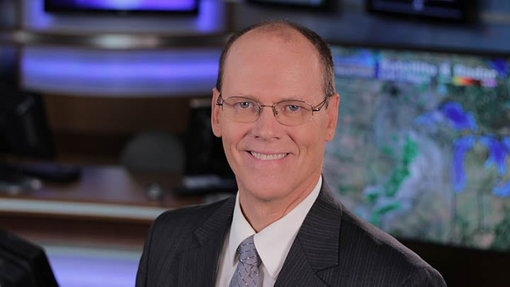 Dan Breeden, Chief Meteorologist