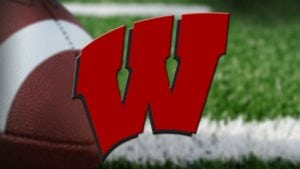 Wisconsin Badgers red W logo