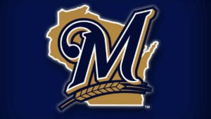 Milwaukee brewers M symbol