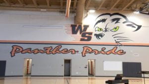 West Salem Middle School held a dedication ceremony and celebrated their new facility.