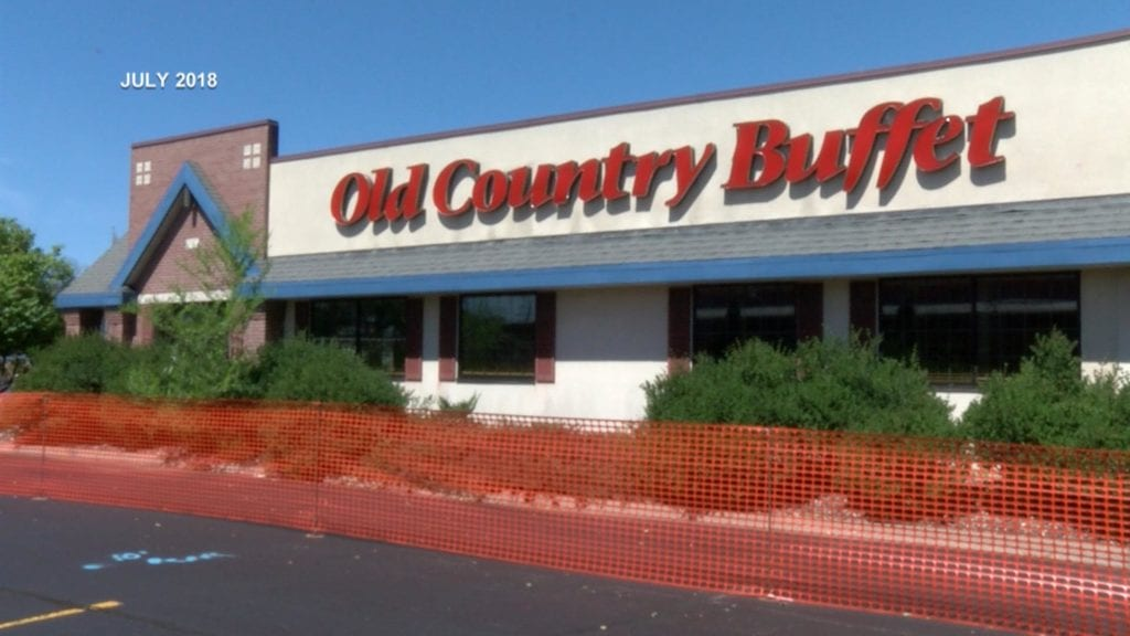 old country buffet development to become strip mall wxow rh wxow com old country buffet madison