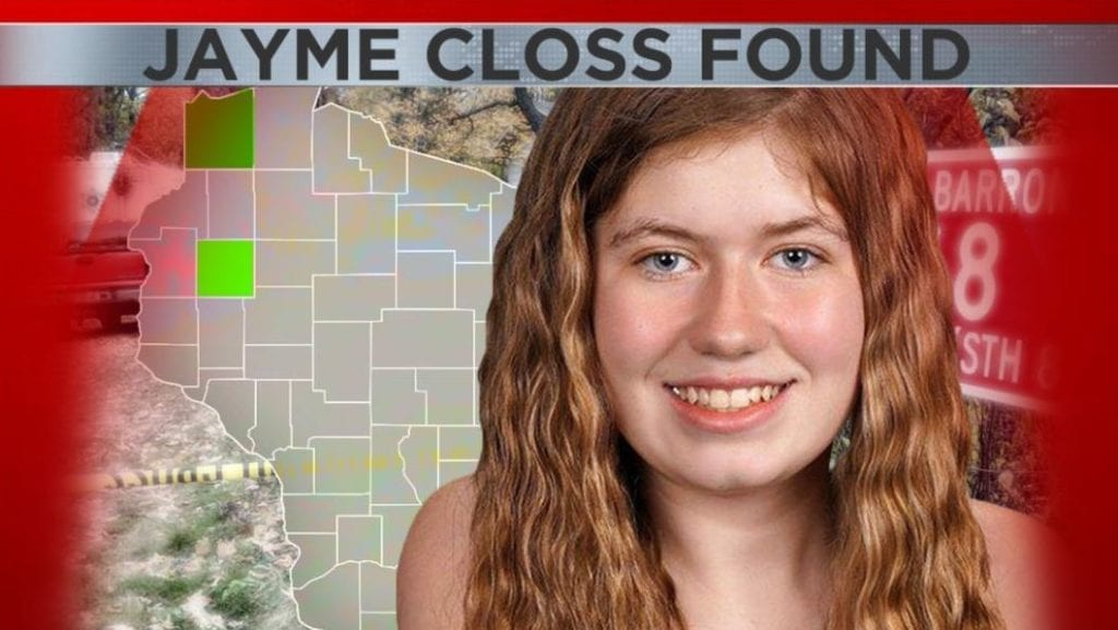 Jayme Found: 9-1-1 call released