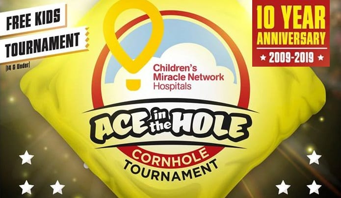 "Score an ""Ace"" for local kids with medical needs"