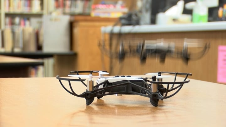 Drone project takes flight with Tools for Schools