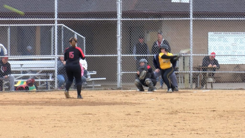 Tomah sweeps a softball doubleheader vs Central