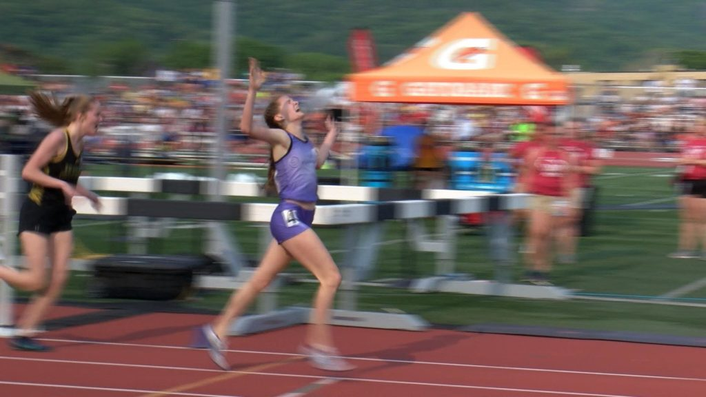 The Malacek sisters make their mark on state track