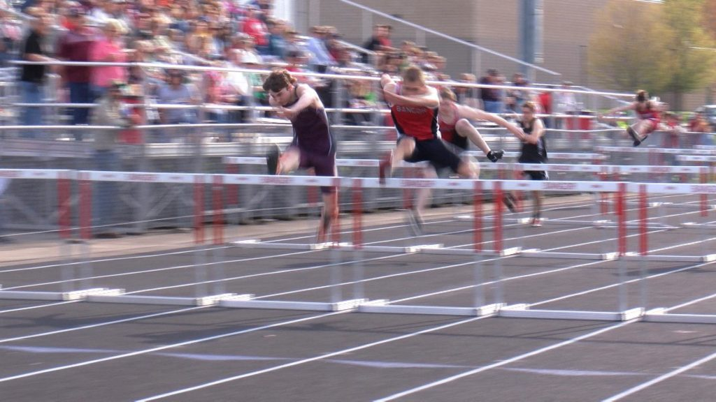 Bangor hosts 2019 Scenic Bluffs Track and Field Championship