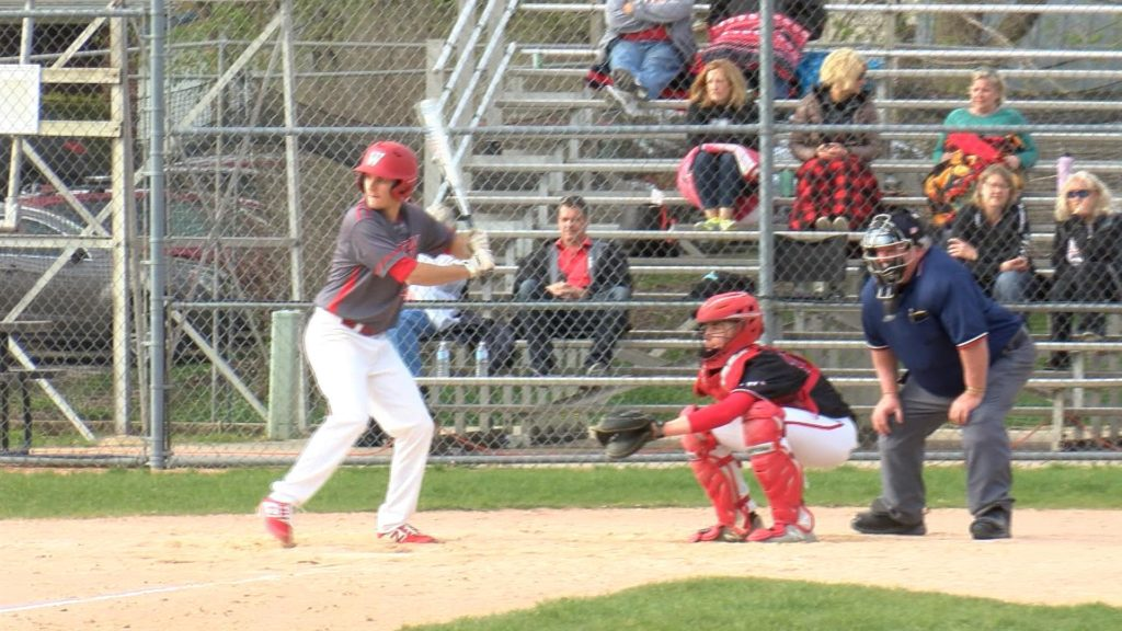 Westby takes two from Arcadia