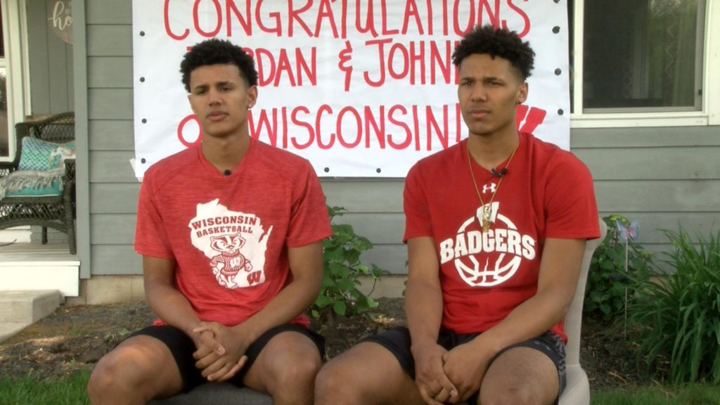 "Davis family calls commitment to Wisconsin a ""dream come true."""