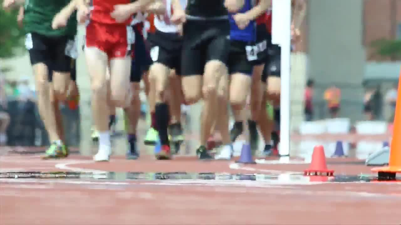 WATCH: Sights and sounds of State Track