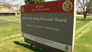 Wisconsin Army National Guard packs for deployment