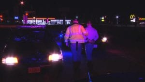 Law enforcement stepping up drunk driving patrol through Labor Day