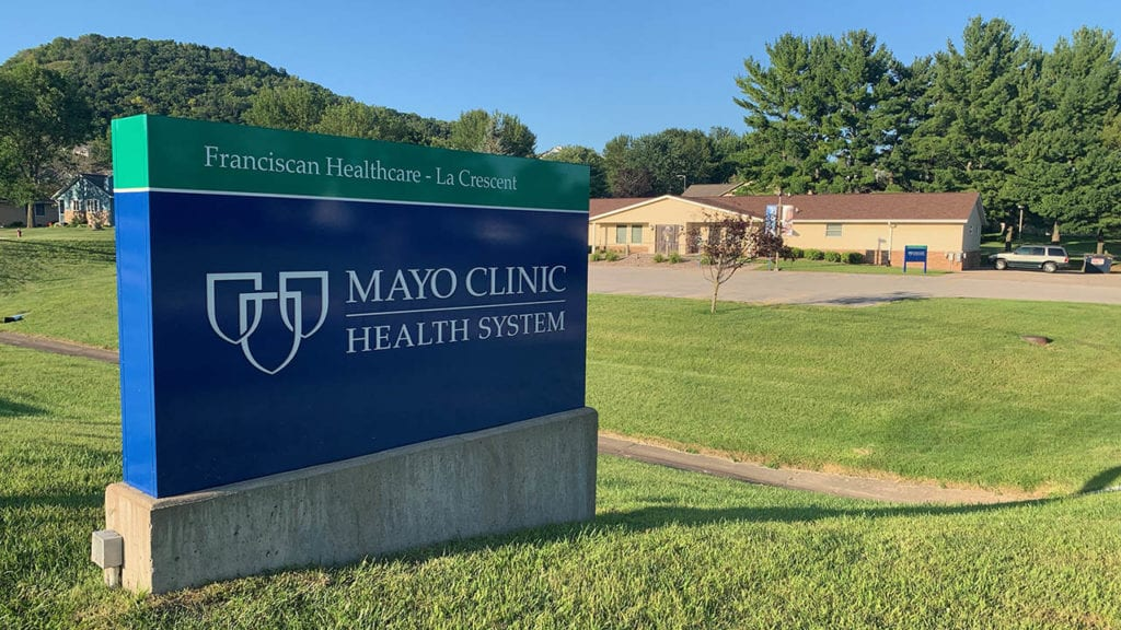 Mayo Clinic Health System closing La Crescent clinic in