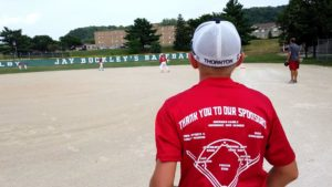 Shelby youth baseball team looks forward to being apart of baseball history
