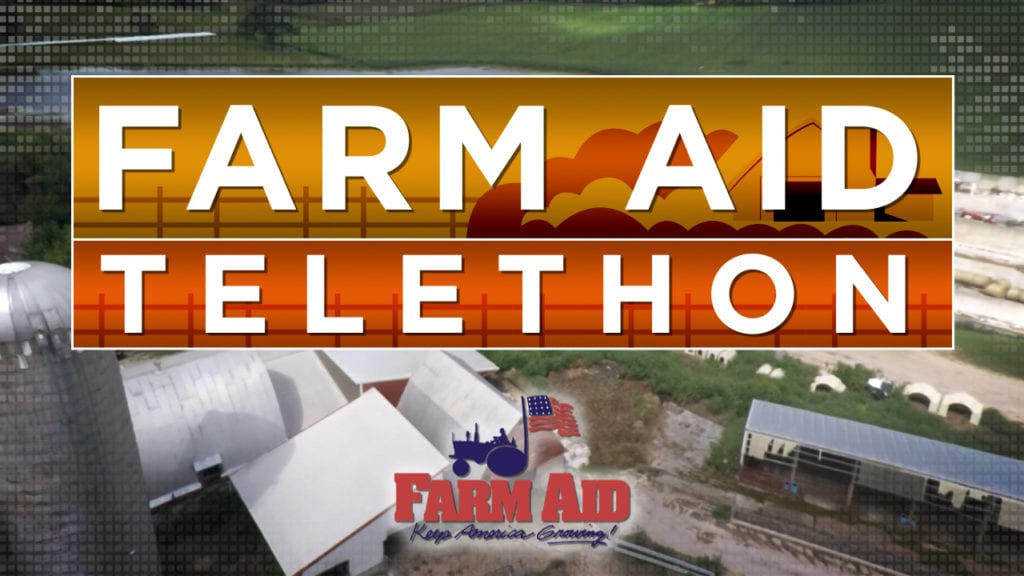 Statewide telethon raises $40,000 for Farm Aid