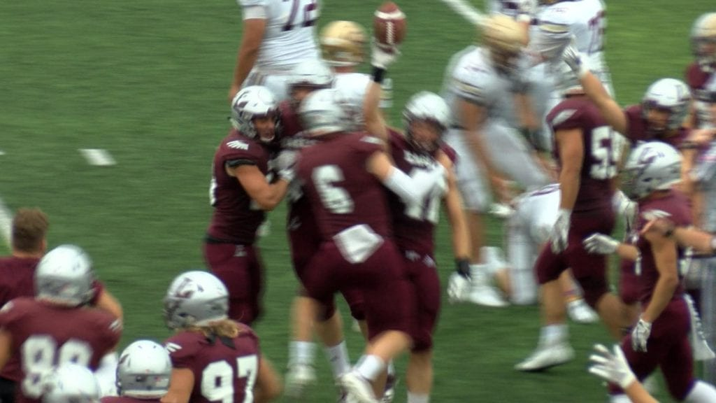 Defense leads the way in UW-La Crosse football's season-opening victory