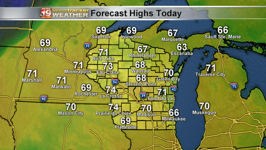 State-Forecast-Highs-Today