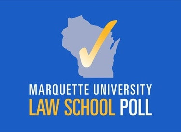 New Marquette Poll good news for WI Democrats