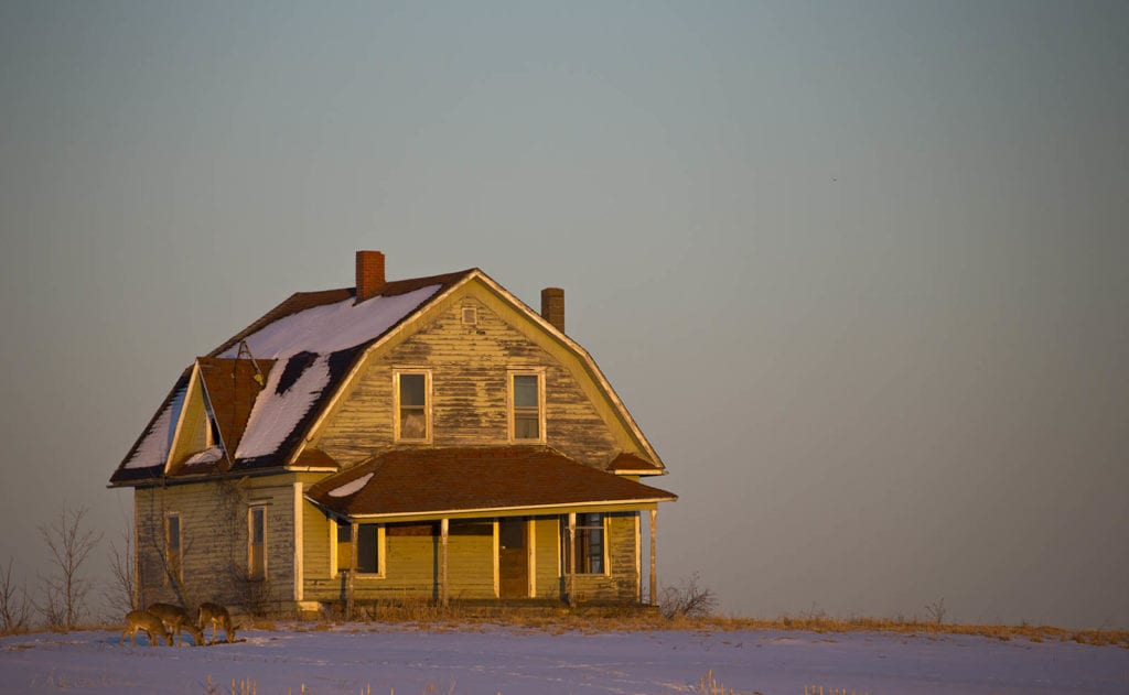 weather-photo-snow-and-abandoned-farmhouse