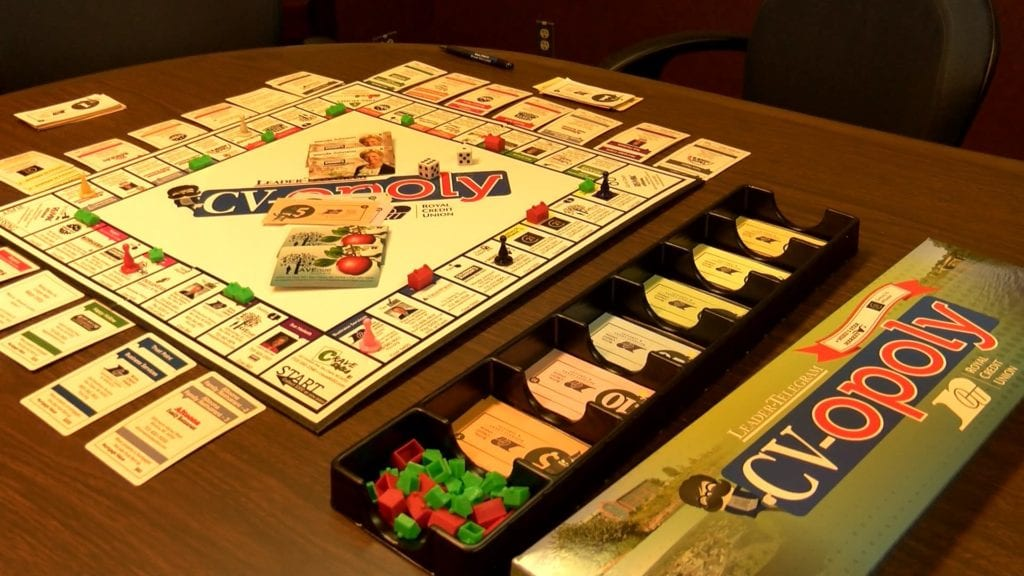 CV-opoly puts new twist on a classic board game, now with Chippewa Valley connections