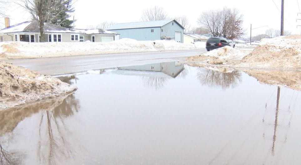 LIST: Roads with flooding in Eau Claire County - WQOW