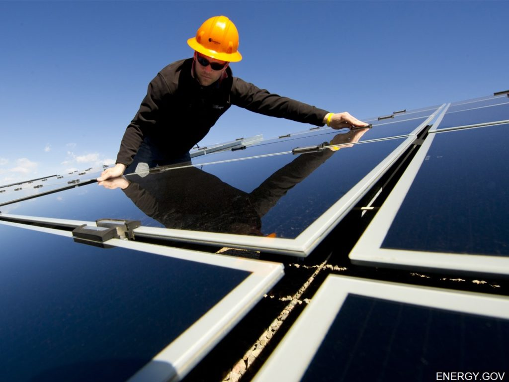 Study: Wisconsin adds clean energy jobs amid national drop