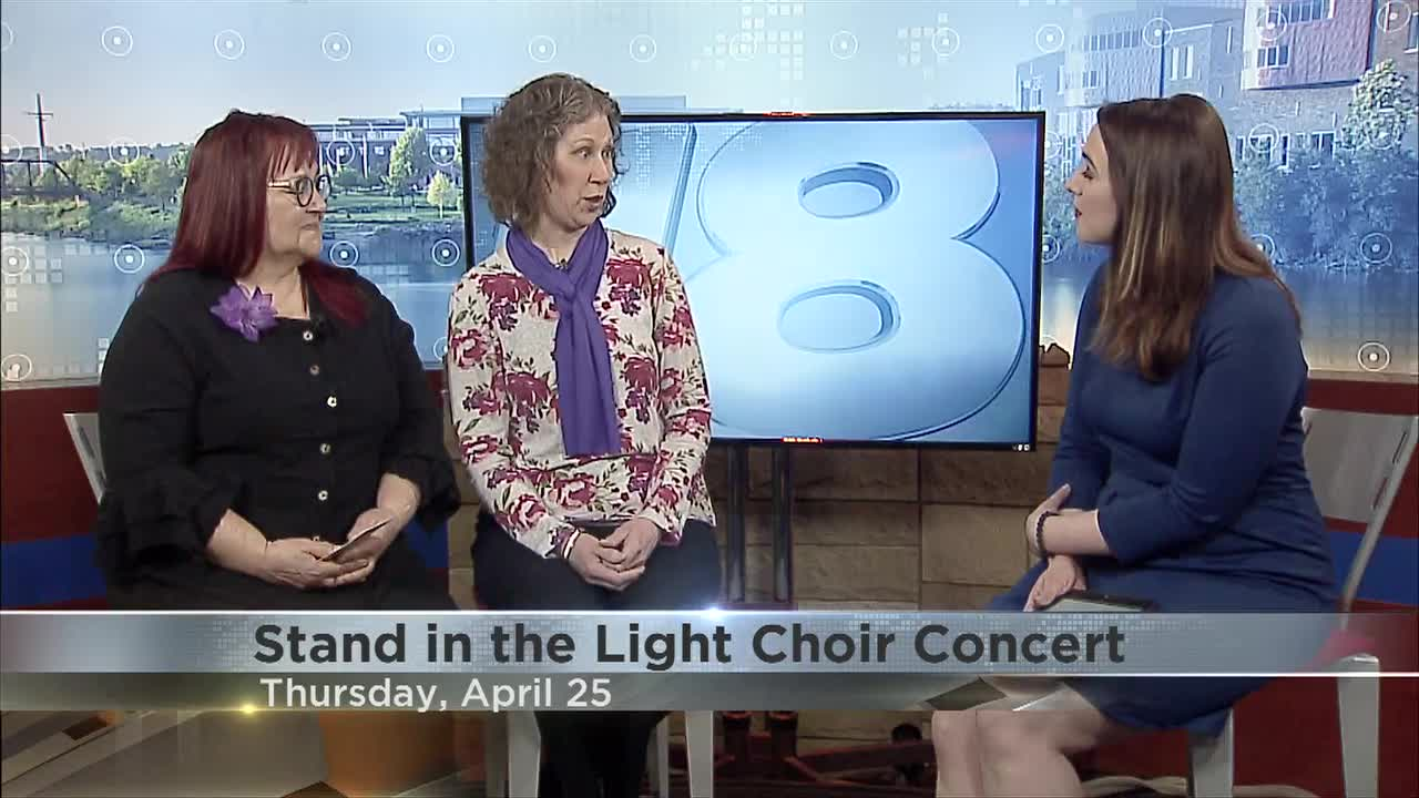 4/19: Local choir helping those with dementia