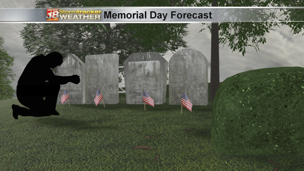 Memorial Day parades and services are in jeopardy
