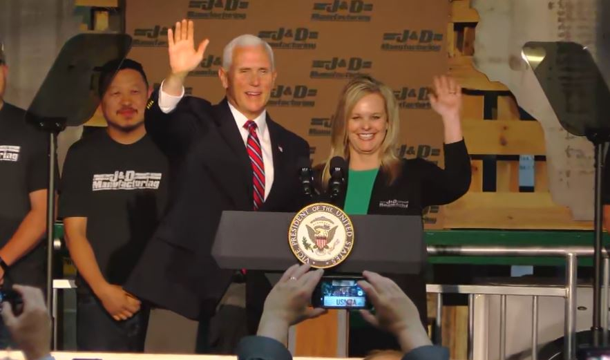Pence calls USCMA Trade Deal a win for Wisconsin