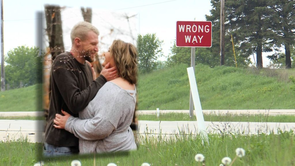 Fiancée of driver killed in wrong way crash calls for