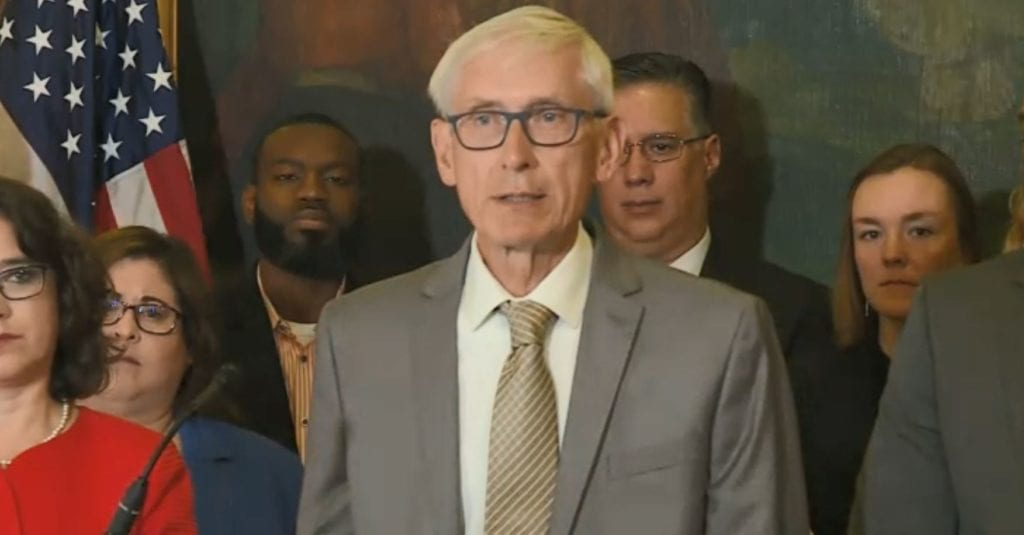 Evers: No 'immediate' plans for another gun special session