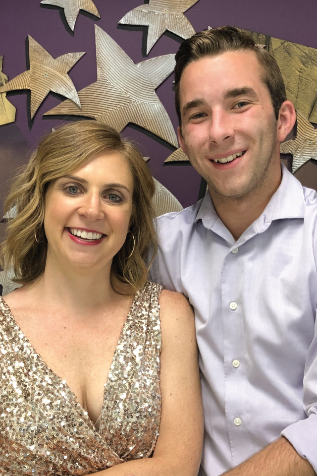 Team Diggins wins Dancing with the Eau Claire Stars