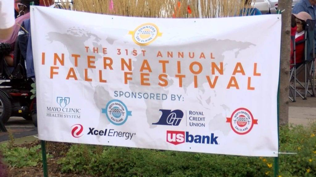 International Fall Festival celebrates diversity in Eau Claire