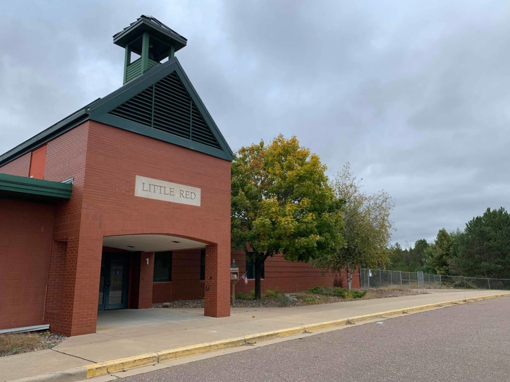 Plumbers to turn Eau Claire's Little Red School into a training facility