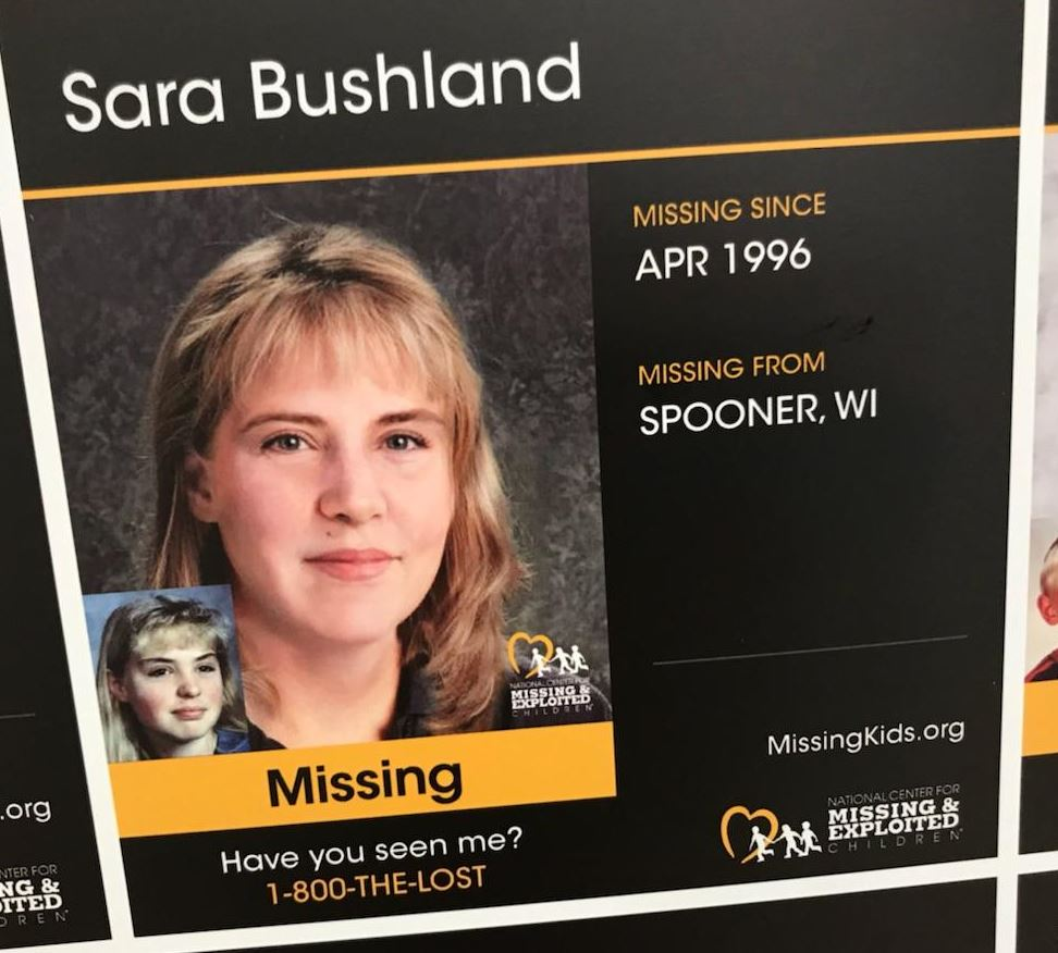 Finding Hope: Search for Sara Bushland still going strong, 23 years later