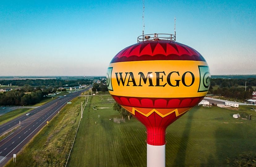 VOTE: Menomonie company in running for water tower design of the year